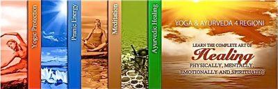Yoga & Ayurveda 4 regioni