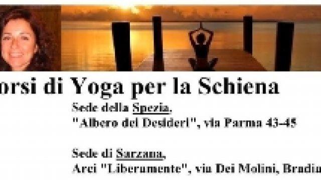Giovanna Nardone – Yoga per la Schiena