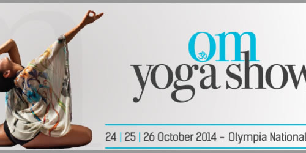 In arrivo l'OM Yoga Show London 2014