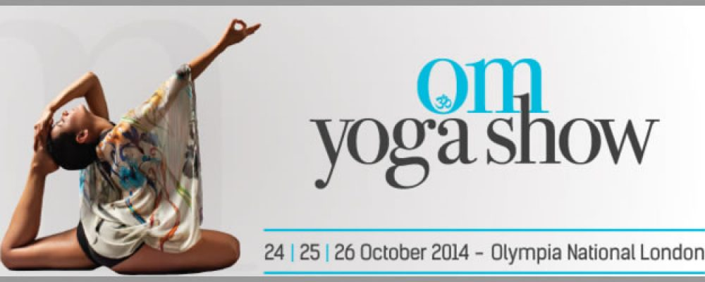 In arrivo l'OM Yoga Show London 2014