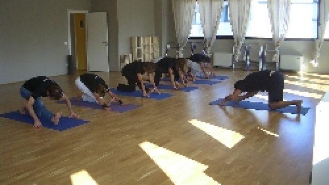 Studio Yoga Samgha