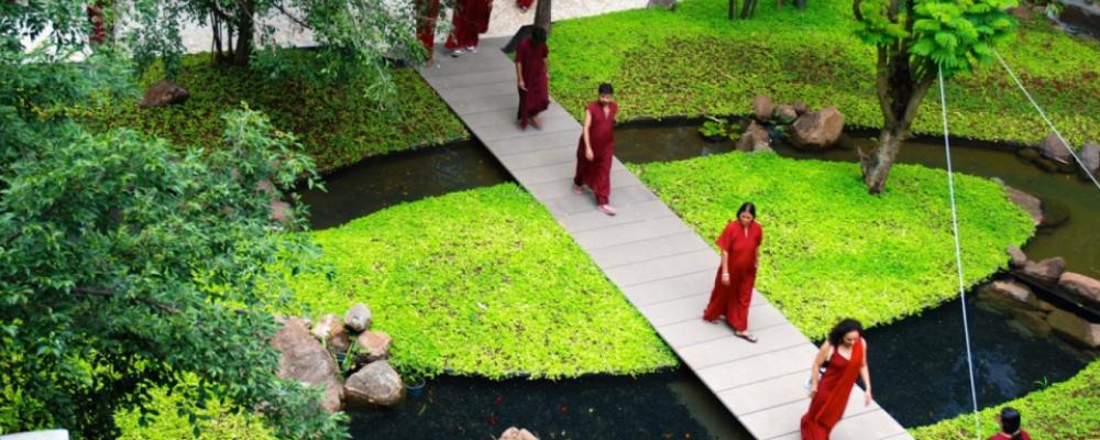 Migliori centri di meditazione in India