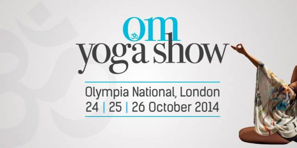 The Yoga Show, London 2014. Galleria fotografica.